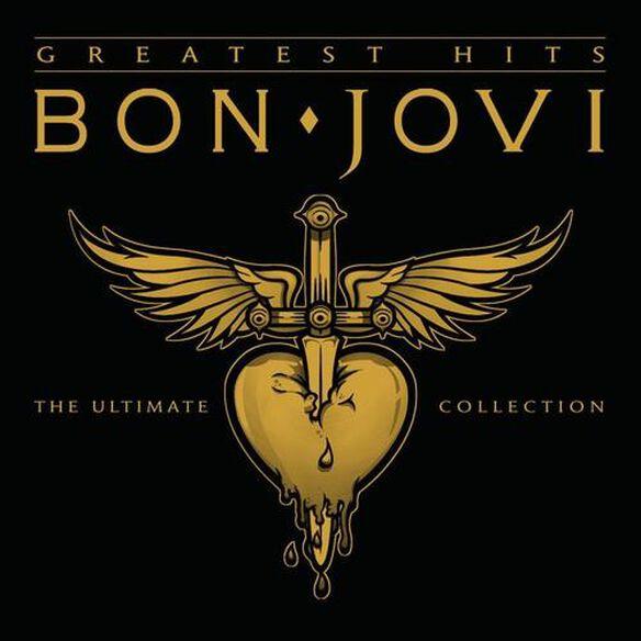 Bon Jovi Greatest Hits (Dlx)