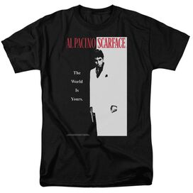 Scarface Classic Short Sleeve Adult T-Shirt