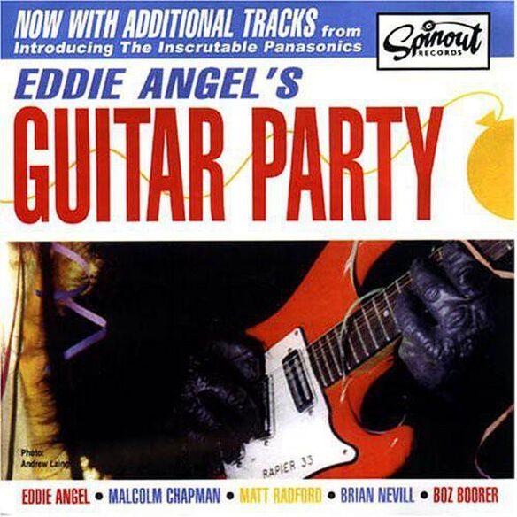 Eddie Angel's Guitar Party With Panasonics / Var