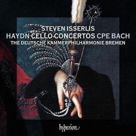 Haydn/ C.P.E. Bach / Steven Isserlis - Haydn And C.P.E. Bach: Cello Concertos