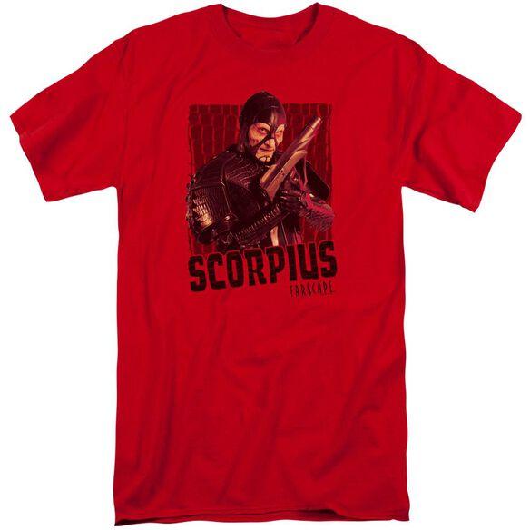 Farscape Scorpius Short Sleeve Adult Tall T-Shirt