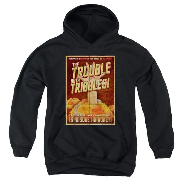 Star Trek Tribbles: The Movie Youth Pull Over Hoodie