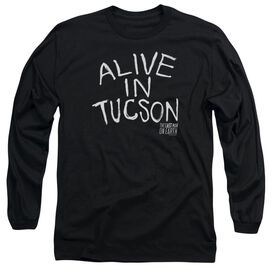 Last Man On Earth Alive In Tucson Long Sleeve Adult T-Shirt