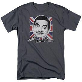 Mr Bean Long Live Short Sleeve Adult T-Shirt