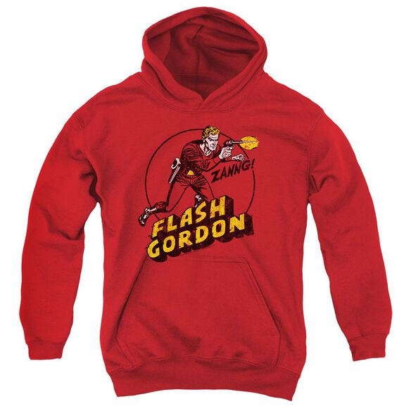 Flash Gordon Zang Youth Pull Over Hoodie