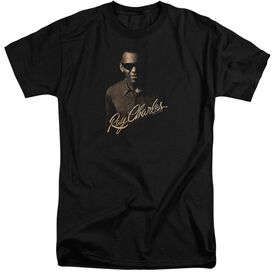 Ray Charles The Deep Short Sleeve Adult Tall T-Shirt