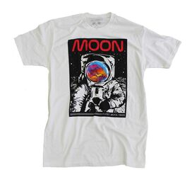 Riot Society Moon First Man