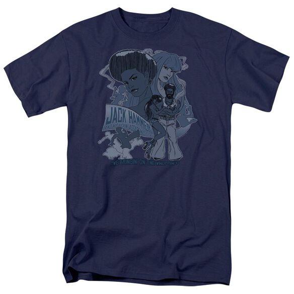 Jack Hammer Short Sleeve Adult T-Shirt