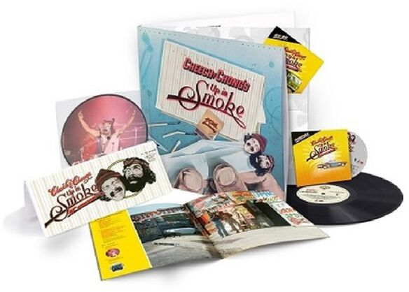 Cheech & Chong - Cheech & Chong's Up in Smoke (40th Anniversary Deluxe Collection)