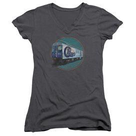 Chicago The Rail Junior V Neck T-Shirt