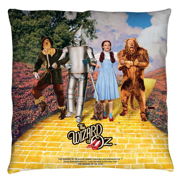 Wizard Of Oz Road Throw