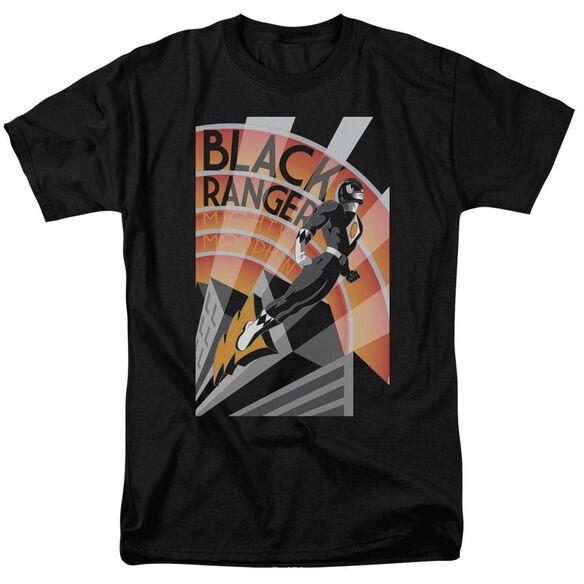 Power Rangers Ranger Deco Short Sleeve Adult T-Shirt