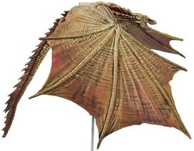 Game of Thrones - Viserion Action Figure [Version 2]