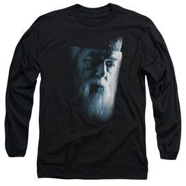 HARRY POTTER DUMBLEDORE FACE-L/S T-Shirt