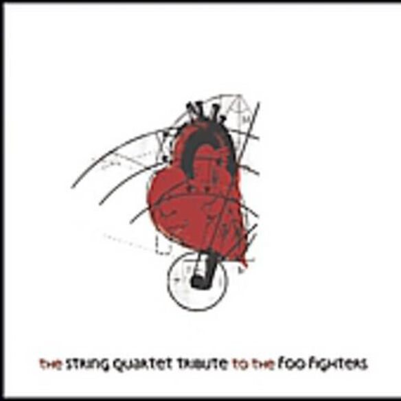 Spring Quartet Tribute To The Foo Fighters / Var