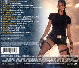 Original Soundtrack - Tomb Raider [Original Motion Picture Soundtrack]