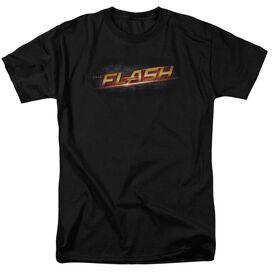 The Flash Logo Short Sleeve Adult T-Shirt