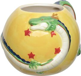 Dragon Ball Z Shenron Sculpted Mug