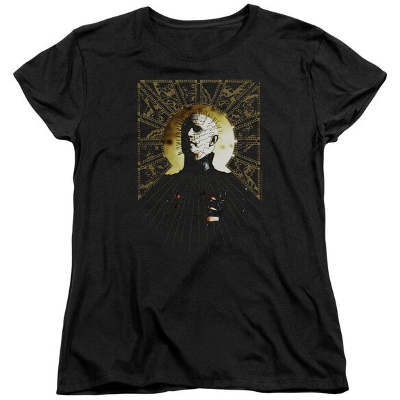 Hellraiser Pain Has No Face Short Sleeve Womens Tee T-Shirt