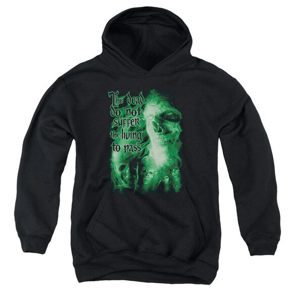 Lor King Of The Dead Youth Pull Over Hoodie
