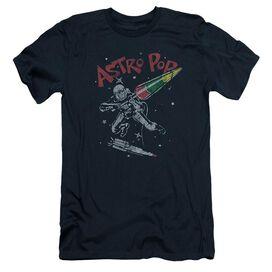 Astro Pop Space Joust Short Sleeve Adult T-Shirt
