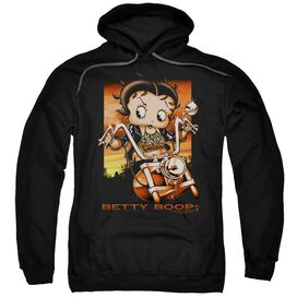 BETTY BOOP SUNSET RIDER-ADULT