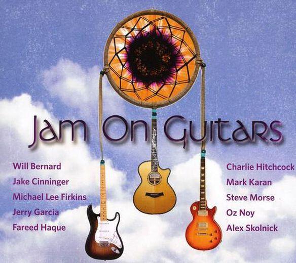 Various Artists - Jam On Guitars