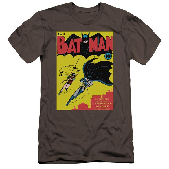 Batman Batman First Premuim Canvas Adult Slim Fit