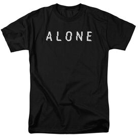Alone Alone Logo Short Sleeve Adult T-Shirt