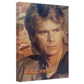 Macgyver Tools Of The Trade Quickpro Artwrap Back Board