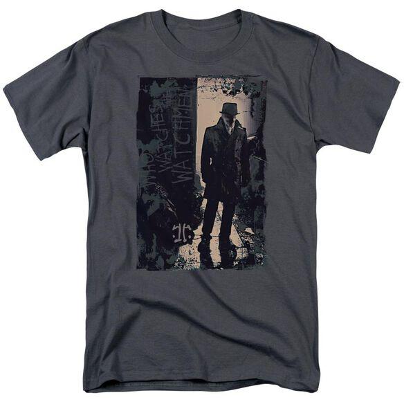Watchmen Light Short Sleeve Adult T-Shirt