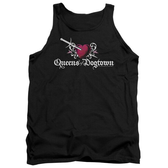 Californication Queens Of Dogtown - Adult Tank - Black