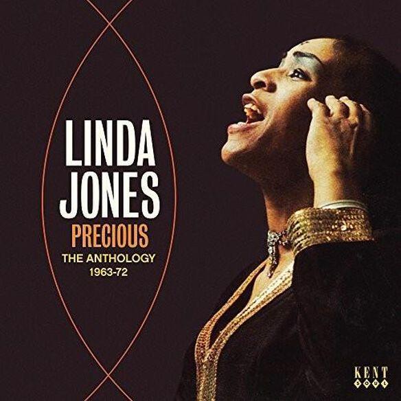 Linda Jones - Precious: Anthology 1963-1972