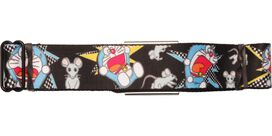 Doraemon Mouse Scare Seatbelt Belt