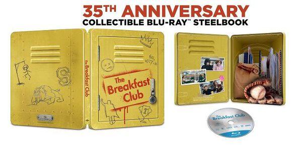 The Breakfast Club [Exclusive Blu-ray Steelbook]