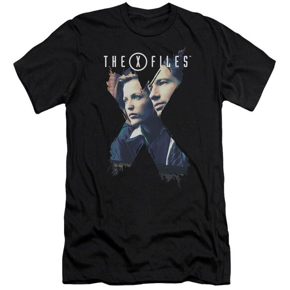 X Files X Agents Premuim Canvas Adult Slim Fit