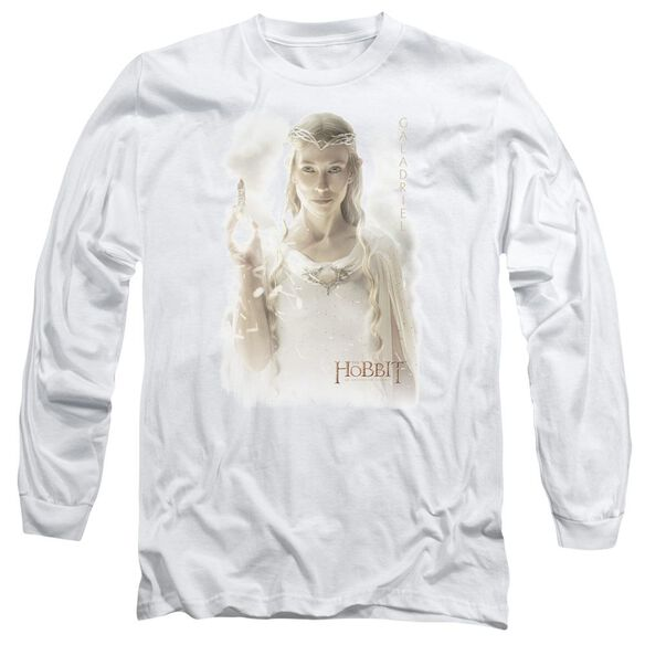 Hobbit Galadriel Long Sleeve Adult T-Shirt