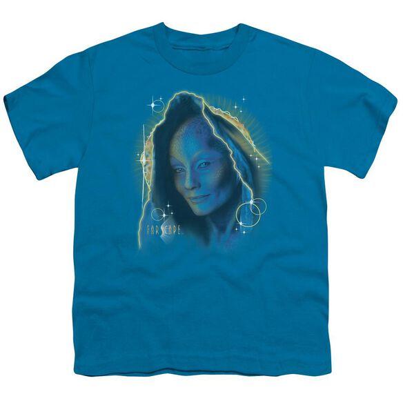 Farscape Solar Flare Short Sleeve Youth T-Shirt