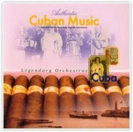 Various Artists - Legendary Orchestras Of Cuba