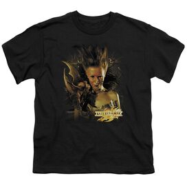Mirrormask Queen Of Shadows Short Sleeve Youth T-Shirt