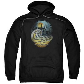 Chicago Live Adult Pull Over Hoodie