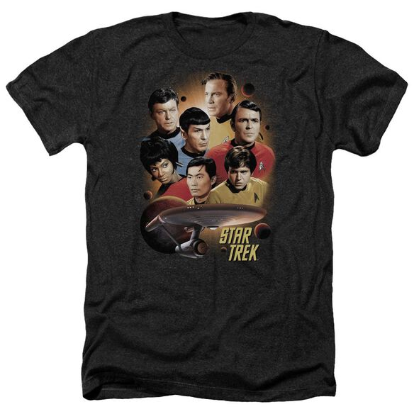 Star Trek Heart Of The Enterprise Adult Heather