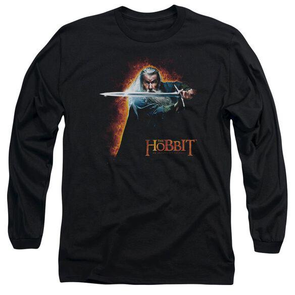 The Hobbit Secret Fire Long Sleeve Adult T-Shirt