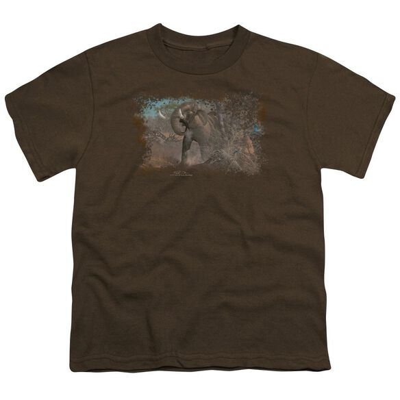 Wildlife Rolling Thunder Short Sleeve Youth T-Shirt