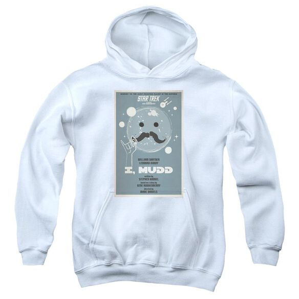 Star Trek Tos Episode 37 Youth Pull Over Hoodie