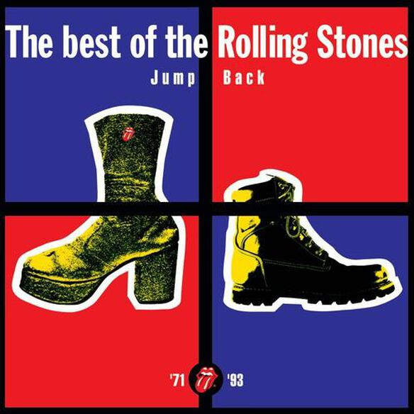 Jump Back: Best Of The Rolling Stones 1971 1993