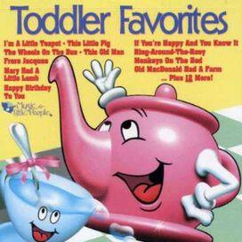 Various Artists - Toddler Favorites / Various