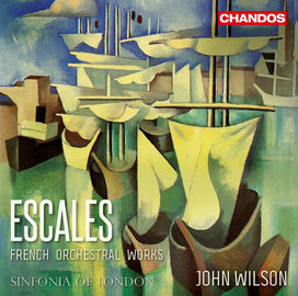 John Wilson - French Orchestral Works