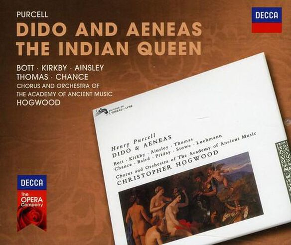 Dido & Aeneas: The Indian Queen