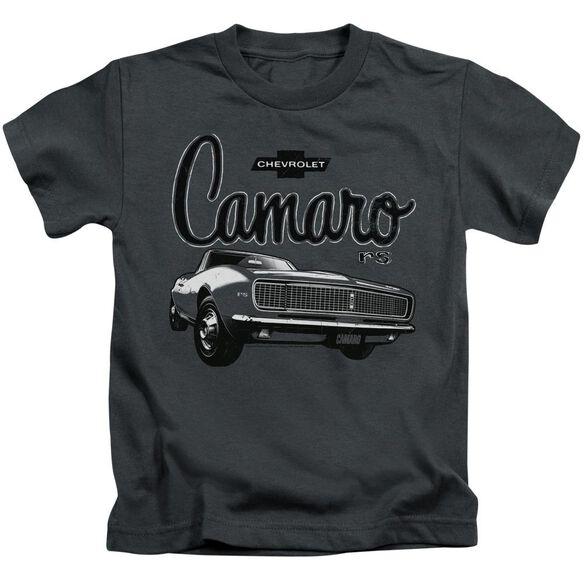 Chevrolet Script Car Short Sleeve Juvenile T-Shirt